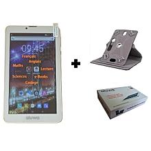 76748fcc324 Tablette éducative - Ecran 7 quot  - ROM 8Go + étui + Blindé - Pour Élève
