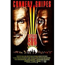 connery snipes - rising sun