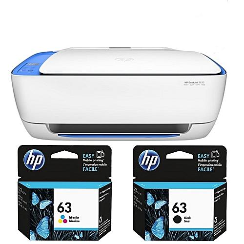 <b>HP Deskjet</b> <b>3632</b> Printer - YouTube