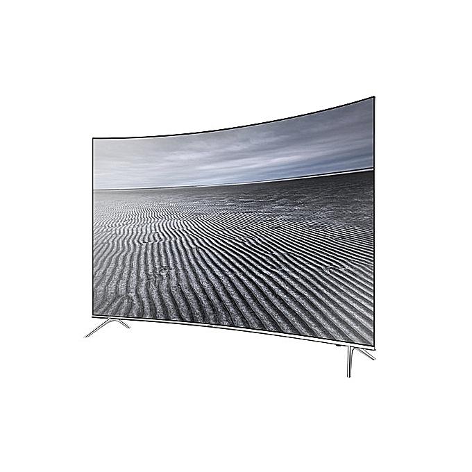 samsung s n gal t l viseur smart tv suhd 2016 s rie ks8 65 pouces noir au s n gal prix. Black Bedroom Furniture Sets. Home Design Ideas