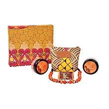 Collection Awa - Coffret Cadeau   Sel de bain du lac rose, Crème de karité 357b0021a1e