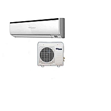 climatiseur split 1.5 cv 12000 btu - blanc