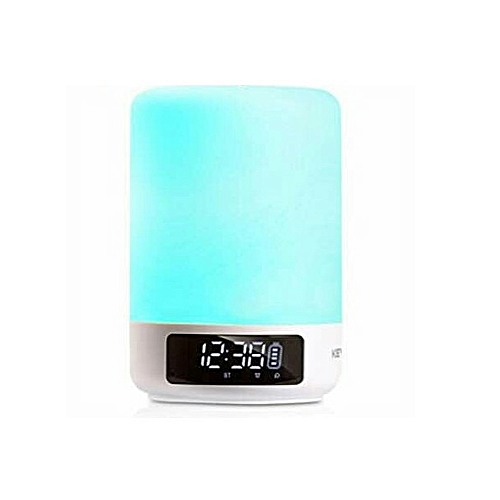 white label lampe touch music led bluetooth haut parleur. Black Bedroom Furniture Sets. Home Design Ideas