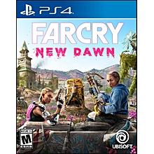 far cry 5 new dawn  - jeu ps4