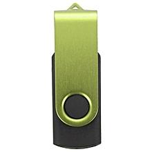 8gb swivel usb 2.0 metal flash memory stick storage thumb u disk gn