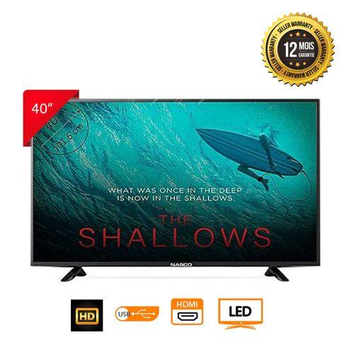 Télévision LED 40 Pouces - Ultra Slim - 40C9A - TNT Intégrée - Régulateur  De Tension 19b92deed25