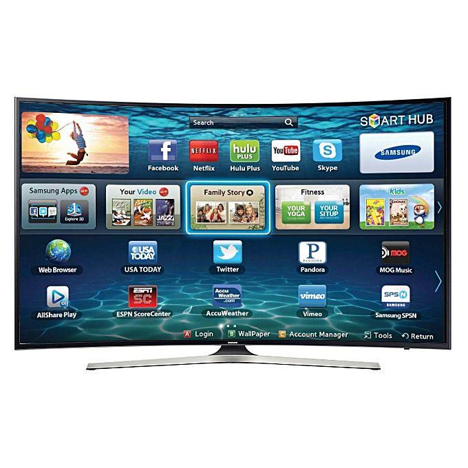 t l viseur incurv smart tv 65 pouces 65ku7350 4k ultra hd garantie 1 an jumia s n gal. Black Bedroom Furniture Sets. Home Design Ideas
