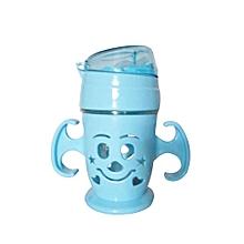 gobelet de transition bébé - 180 ml - bleu
