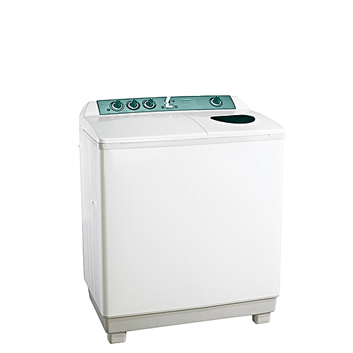 toshiba machine laver 10 kg vh 1000 semi automatique double baril blanc garantie 1 an. Black Bedroom Furniture Sets. Home Design Ideas