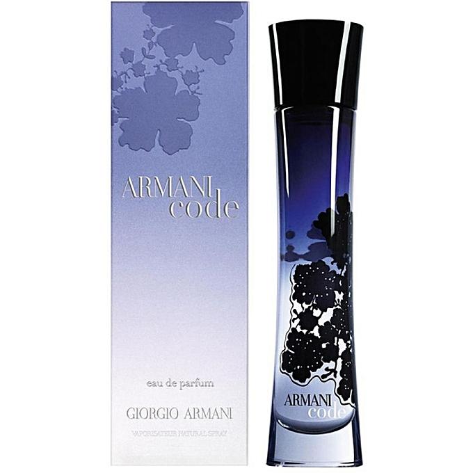 Femme Eau Ml De 50 Parfum Armani Code tQhdrCxBs