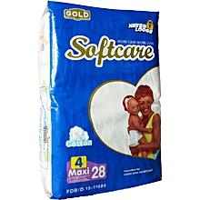 softcare - couches 28 pièces - 3ème age
