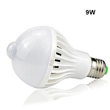 Ampoule LED 9 Watts   Détecteur De Mouvement   Allumage Et Arrêt Automatique    Infra Rouge