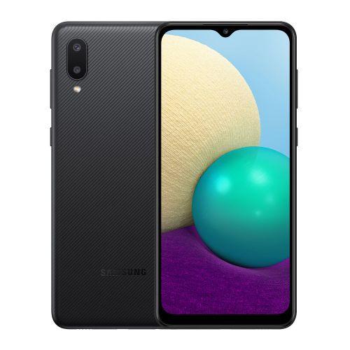 "Galaxy A02 - 4G - 6.5"" - RAM 2Go - ROM 32Go - Caméra 13+2MP - 5000mAh"
