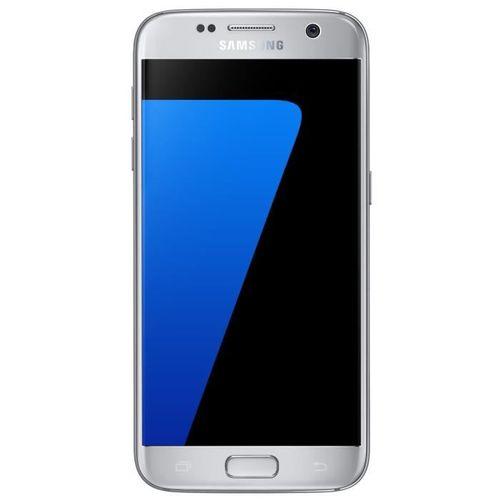 """Galaxy S7 - Ecran 5.1"""" - 4G - RAM 4Go - ROM 32Go - Caméra 12 Megapixels - Batterie 3000mAh - Gris"""