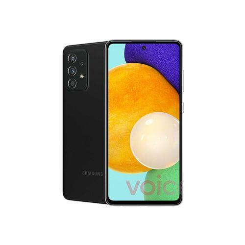 """Galaxy A52 - 6.5"""" - RAM 6Go - ROM 128Go - Caméra 64+12+5+5MP - 4500mAh - Noir"""