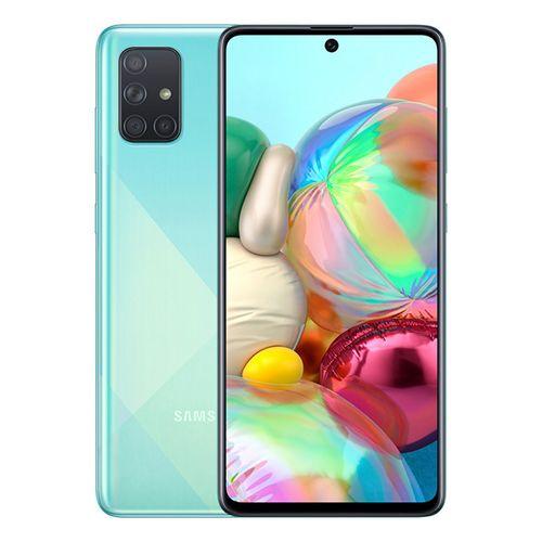Galaxy A71 - ROM 128Go - RAM 8Go - 64+12+5+5MP - Bleu - 24 Mois de Garantie