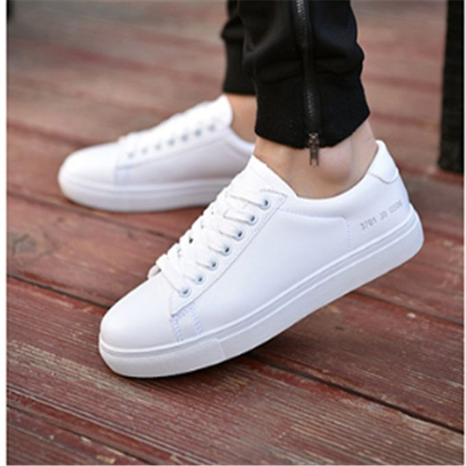 White non-slip Casual Sneakers