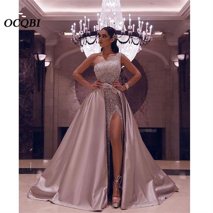 Universal Grande Taille 2020 Femmes Robe D Ete Sexy Paillettes Dreeses Vintage Elegant Soiree Robe Maxi Prix Pas Cher Jumia Sn