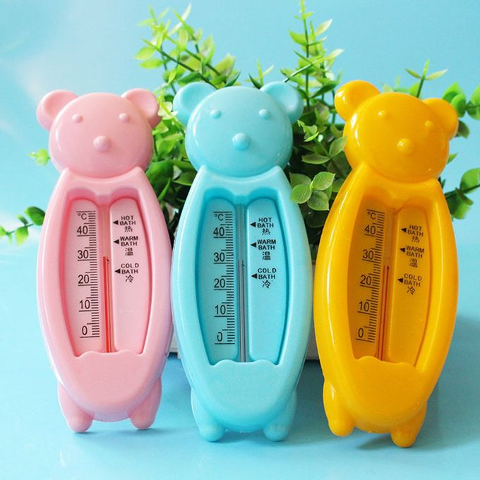 Baby Bath Thermometer-Chat et Chien Design