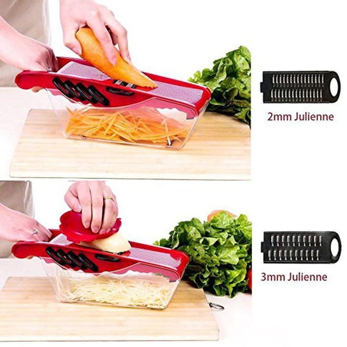Generic Accessoires De Cuisine Coupe Legumes Eplucheur De Pommes