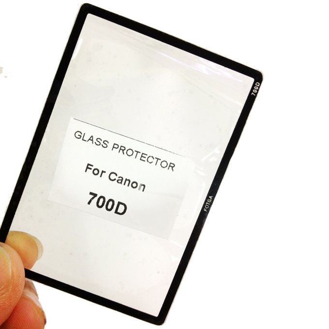 Fotga Premium LCD Screen Panel Protector Glass For Canon EOS 700D