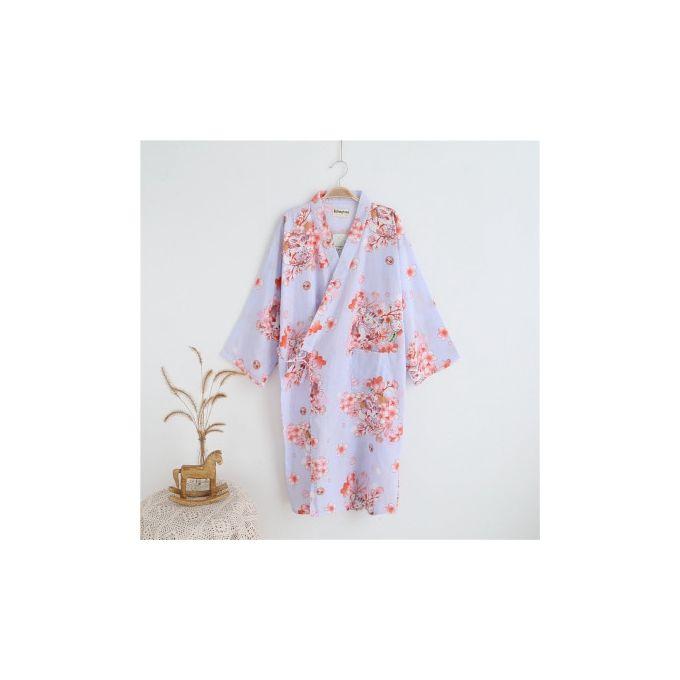 Generic Robes Femmes Elegant A La Mode Belle Ample Peignoir Japonais Imprime Kimono Robe Simple Quotidien Vetements De Nuit Femmes Respirant Etudiant 6 Prix Pas Cher Jumia Sn
