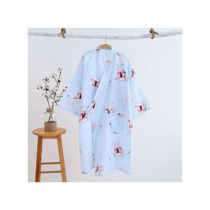Generic Robes Femmes Elegant A La Mode Belle Ample Peignoir Japonais Imprime Kimono Robe Simple Quotidien Vetements De Nuit Femmes Respirant Etudiant 28 Prix Pas Cher Jumia Sn