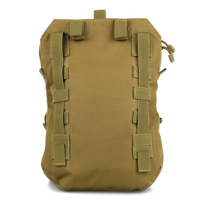 Orange 60 L pour l/'extérieur résistant à l/'eau Sac à dos de randonnée sac de camping la randonnée Pack