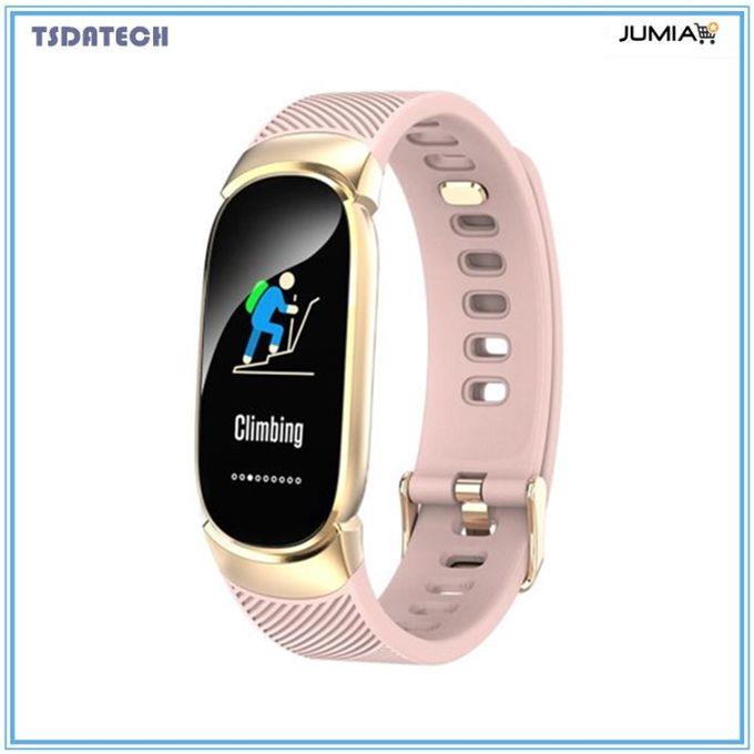 Generic Qw16 Smart Watch Sports Fitness Activity Heart Rate Tracker Prix Pas Cher Jumia Sn