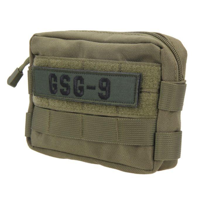 Tactical Molle Sac Ceinture Taille Pack Sac Militaire Nylon Taille Pack Poche Pour Téléphone