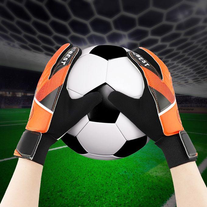 Nouveau football gardien de but gardien de but Football Gants Enfants Taille 3 Offre Spéciale