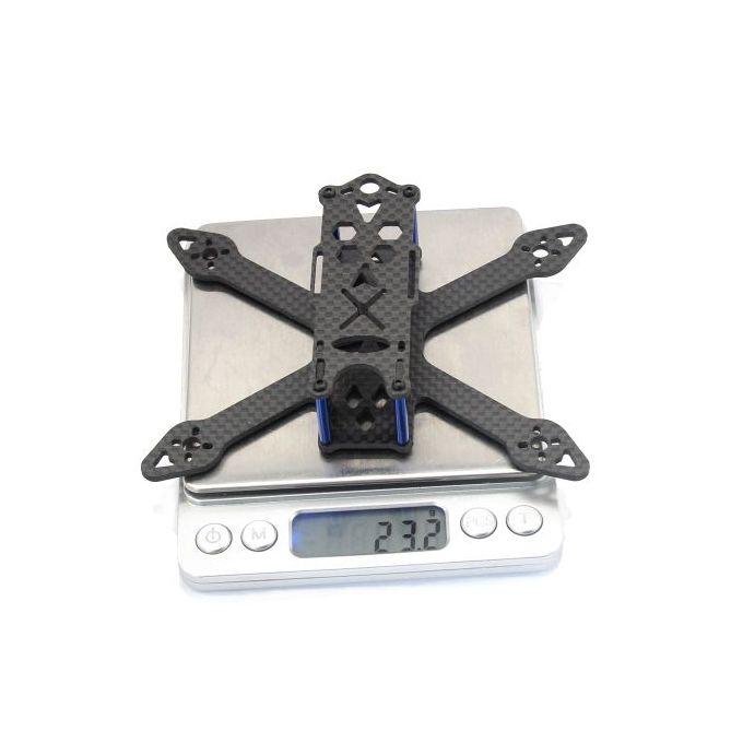 GP120 120mm Micro FPV Racing Frame Kit Carbon Fiber Supports Runcam Micro Swift
