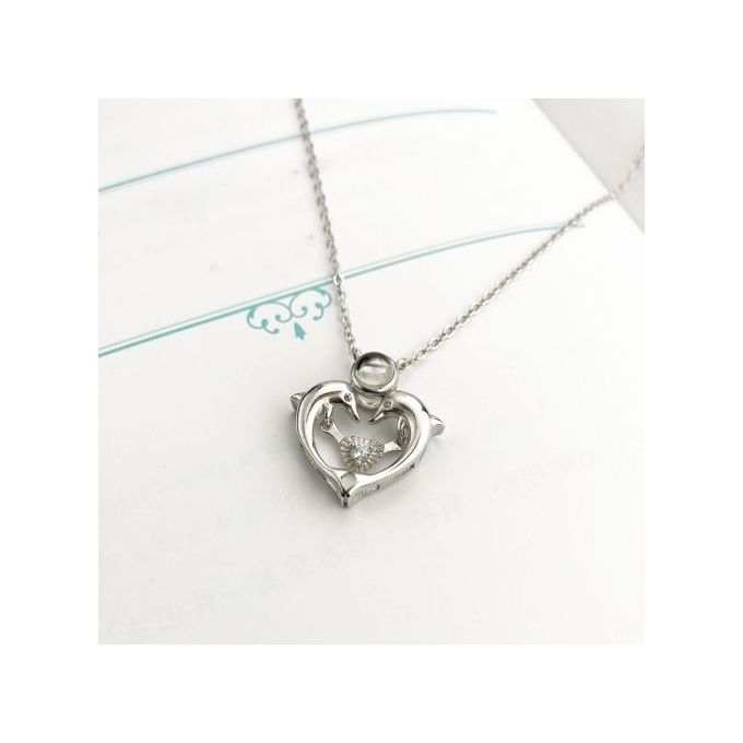 MMC Gift for Mom Silver Pendants Necklaces