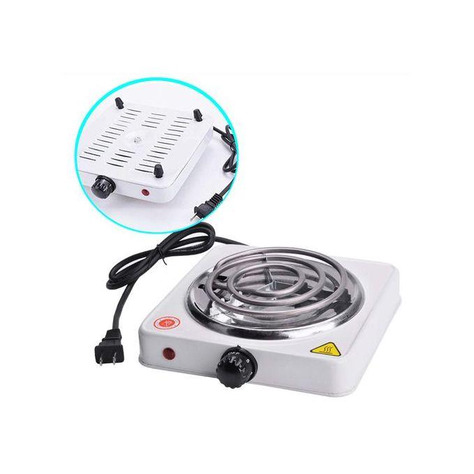 Generic Plaque Chauffante Electrique Cuisiniere Electrique 1000w