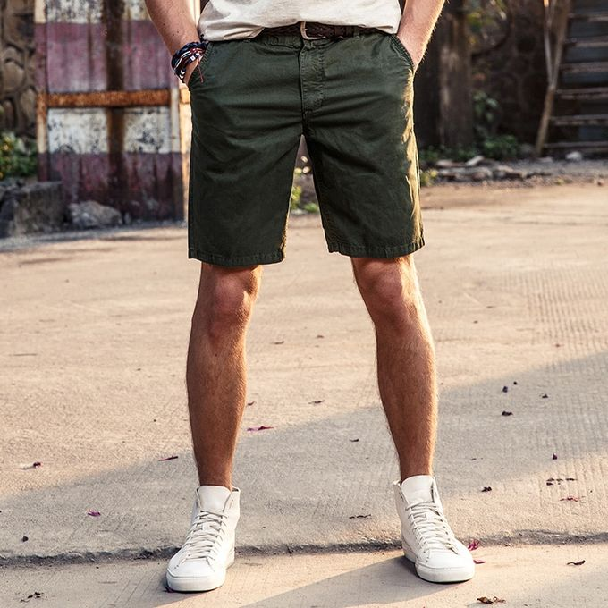 Generic Casual Shorts Hommes Cargo Short