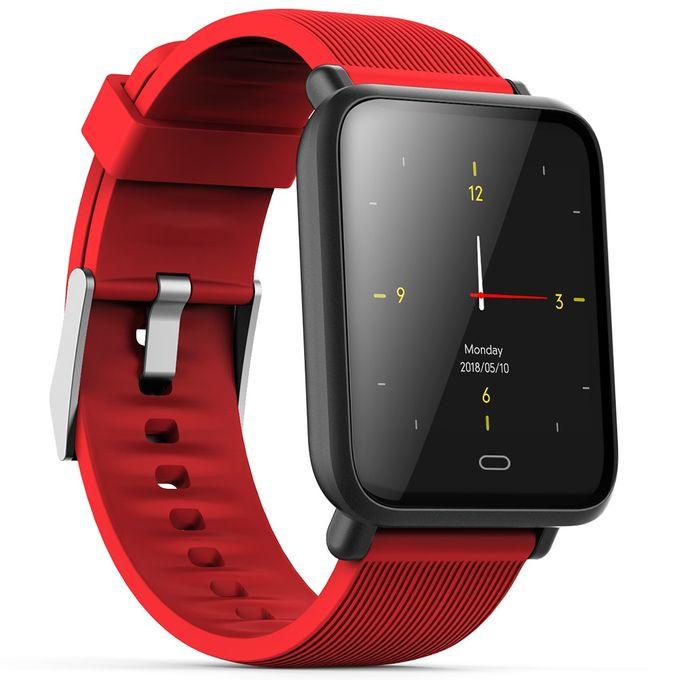 Montre connectée Fréquence Cardiaque Étanche IOS//Android Bracelet Montre Sport