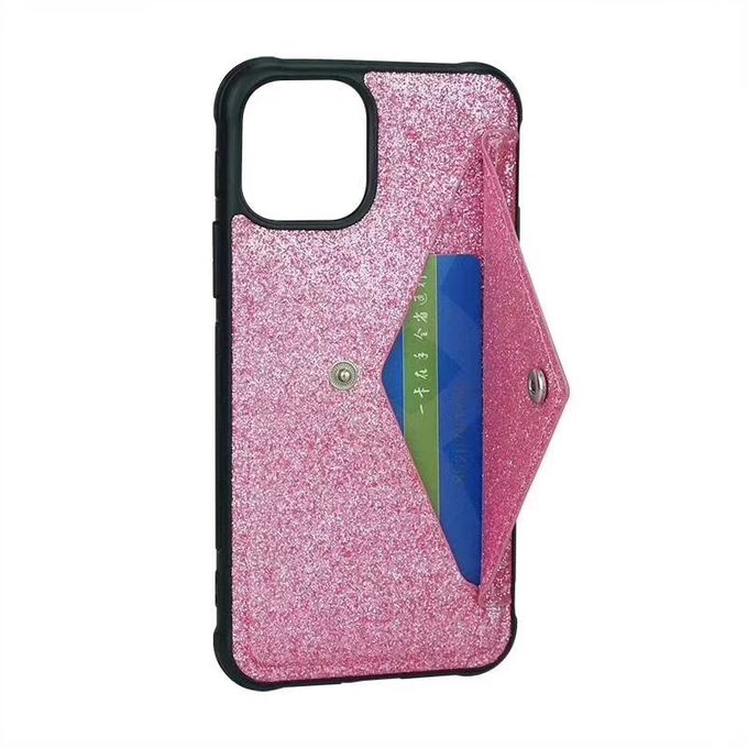 Broderie Rose Bling Carré Coque Case Cover f iPhone 11 Pro X XR XS Max 678