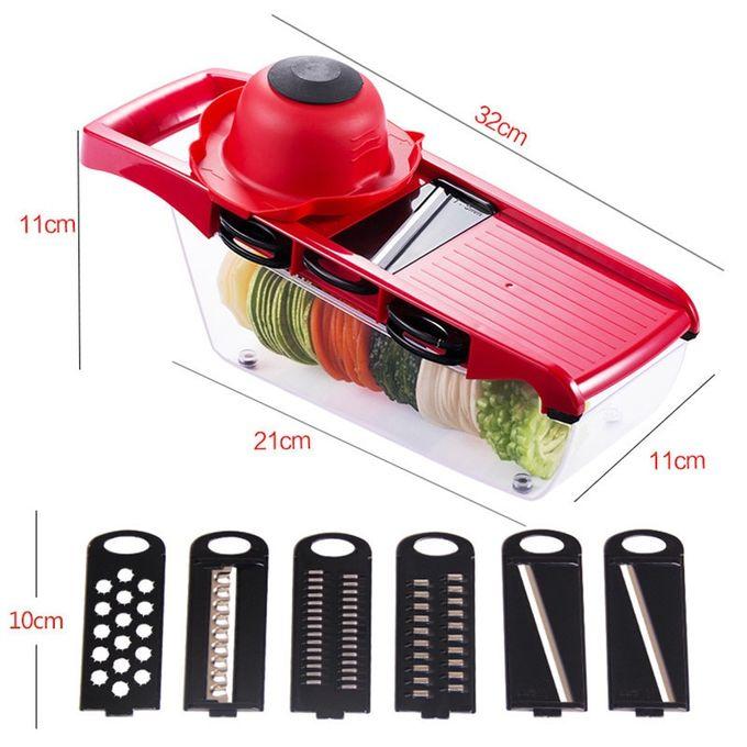 Generic Livraison Directe 6in1 Accessoires De Cuisine Gadgets