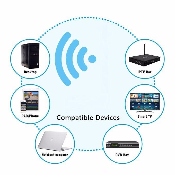 Generic Puissant 5 Ghz Double Bande Wifi Usb 3 0 Adaptateur 1200 Mbps Sans Fil Ac Recepteur Carte Reseau Antenne A Gain Eleve Pour Windows Linux Prix Pas Cher Jumia Sn