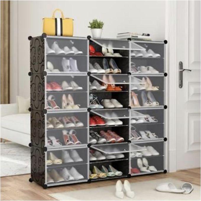 Generic Rangement De Chaussures En Cube 48 Paires Prix Pas Cher Jumia Sn