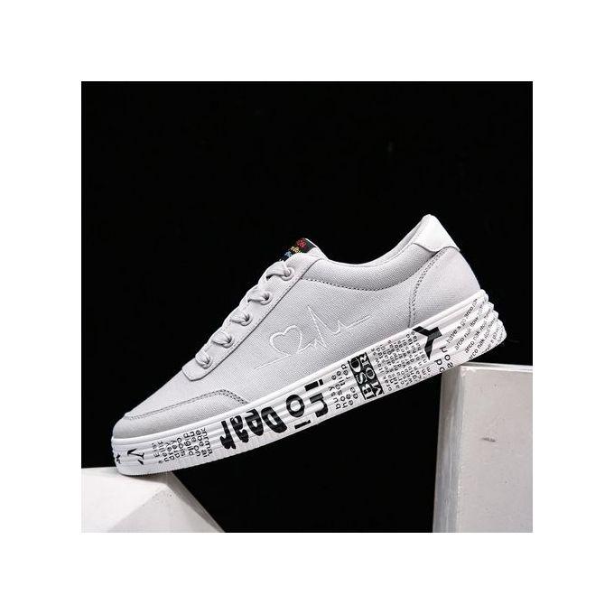 Canvas Shoes Low Top Skateboard Shoes