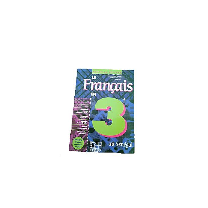 Livre Le Francais 3e