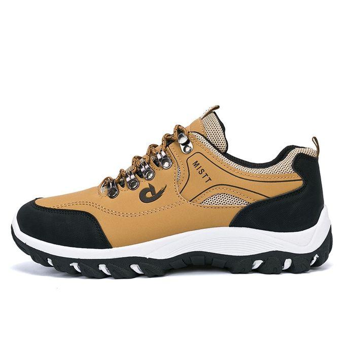 Chaussures Hommes Adultes Baskets Hommes Chaussures de Randonnée Confortables