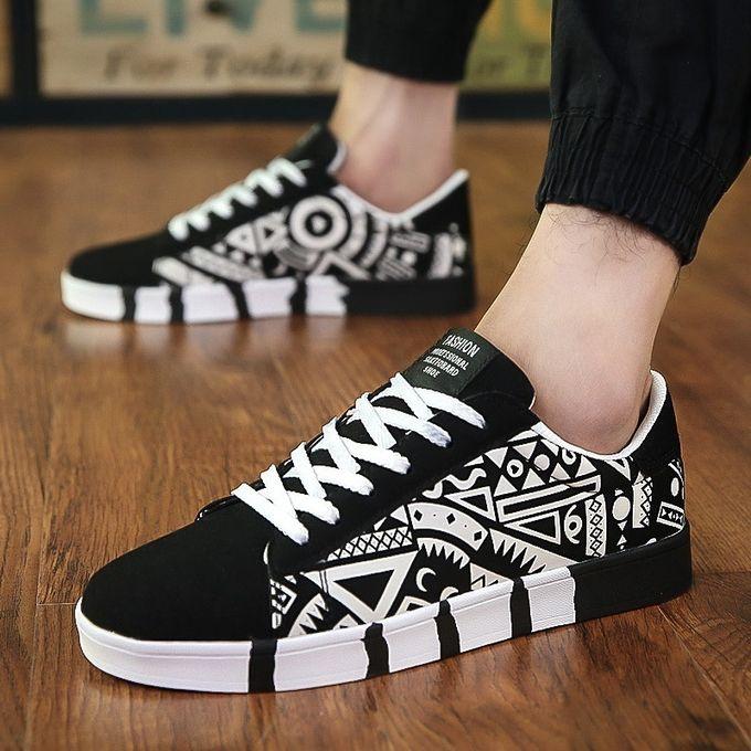 Fashion Men's Casual Canvas Shoes