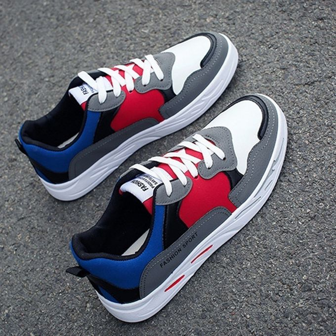 Fashion College Style Sports Shoes Men