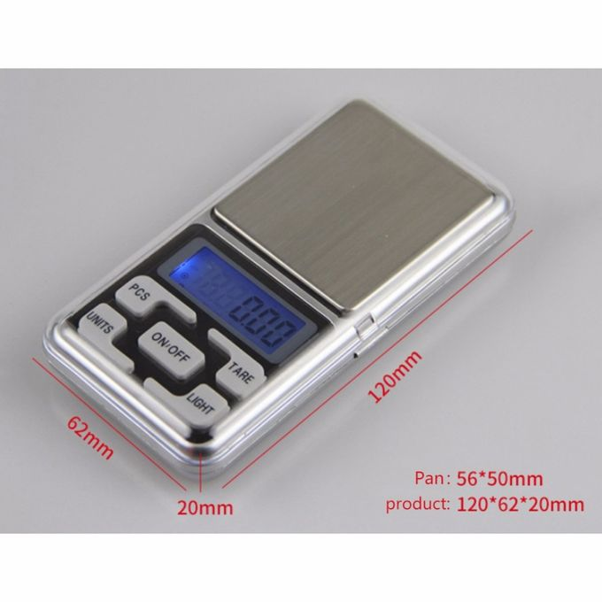 Balance de poids /électronique LCD de mini balance portable 200gx0.01g de bijoux num/érique