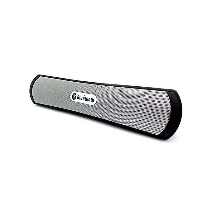 barre de son mini haut parleur noir jumia s n gal. Black Bedroom Furniture Sets. Home Design Ideas