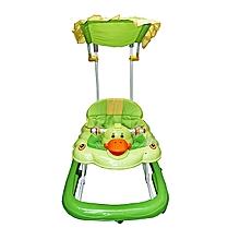 trotteur youpala pour bébé - vert