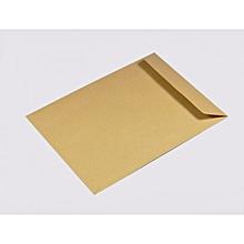 carton de 1000 enveloppes kaki a4 marron