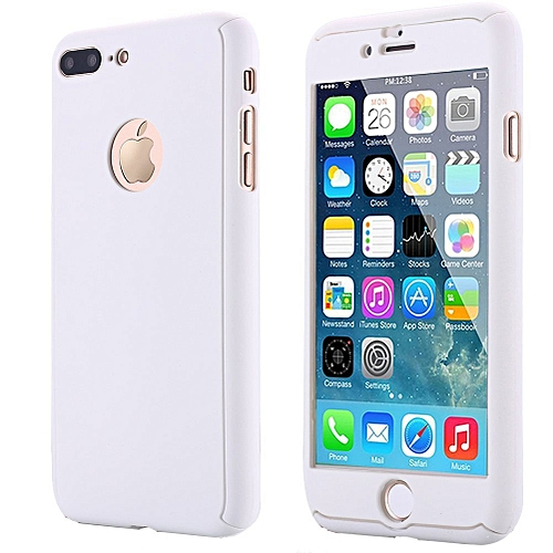 coque 360 iphone 7 blanc